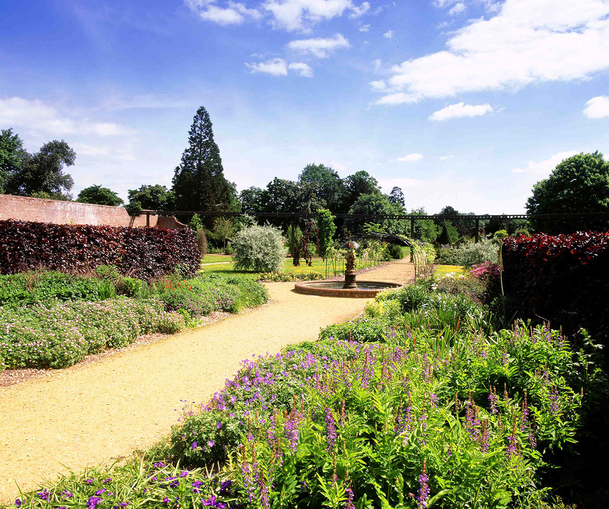 Beaulieu Flower Garden